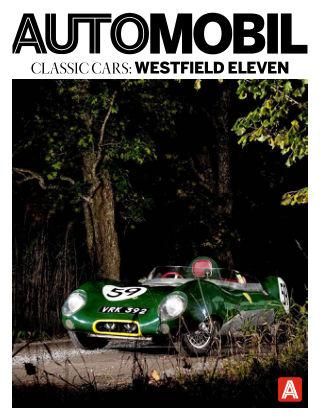 Automobil Classic Cars (Inga nya utgåvor) 2015-09-04