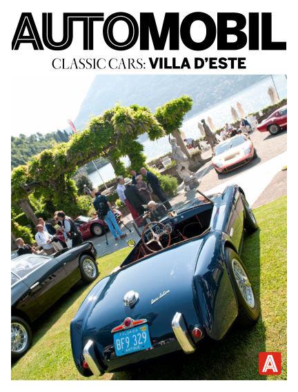 Automobil Classic Cars (Inga nya utgåvor) September 11, 2015 00:00