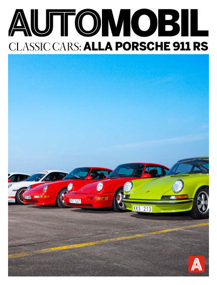Automobil Classic Cars (Inga nya utgåvor) September 18, 2015 00:00