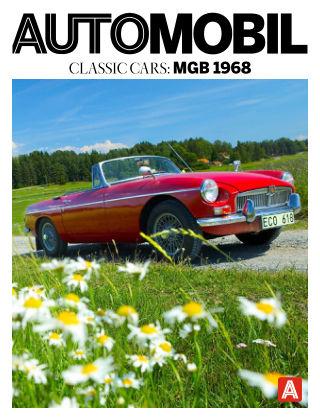 Automobil Classic Cars (Inga nya utgåvor) 2015-01-30