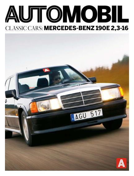 Automobil Classic Cars (Inga nya utgåvor) July 13, 2015 00:00