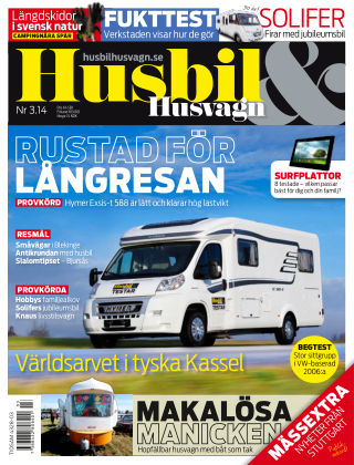 Husbil & Husvagn 2014-02-25