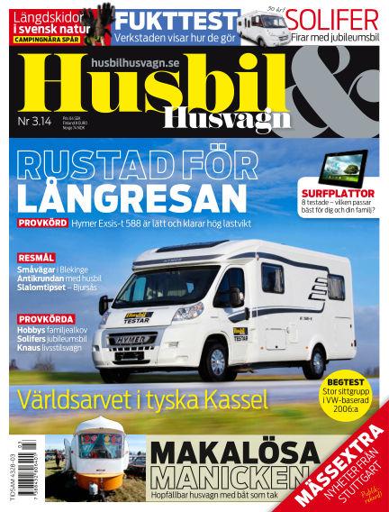 Husbil & Husvagn February 25, 2014 00:00