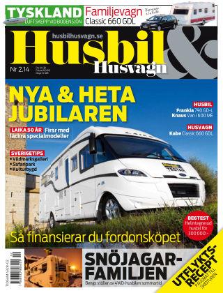 Husbil & Husvagn 2014-01-28