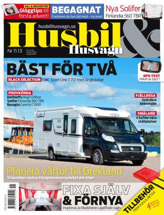 Husbil & Husvagn 2013-11-12