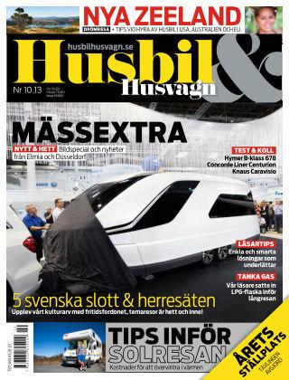 Husbil & Husvagn 2013-10-15