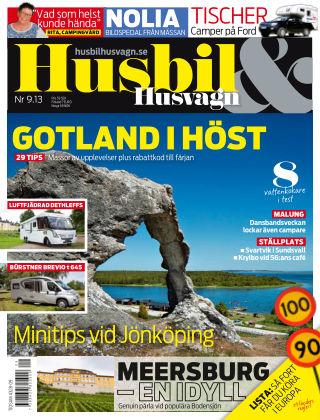 Husbil & Husvagn 2013-09-10