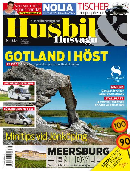 Husbil & Husvagn September 10, 2013 00:00