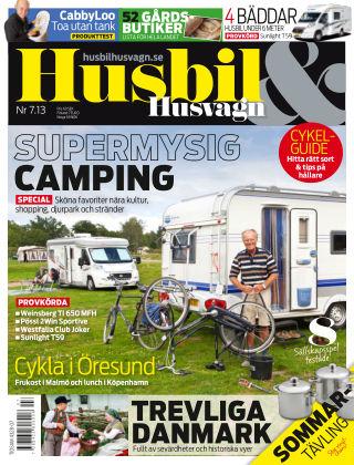 Husbil & Husvagn 2013-06-25