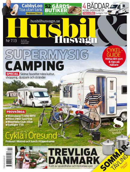 Husbil & Husvagn June 25, 2013 00:00