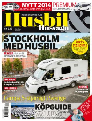 Husbil & Husvagn 2013-07-23