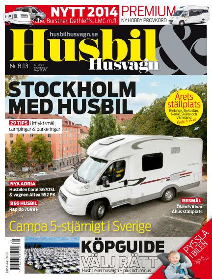 Husbil & Husvagn July 23, 2013 00:00
