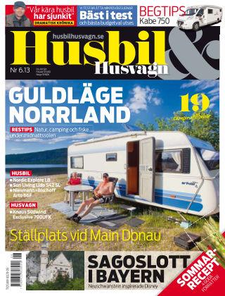 Husbil & Husvagn 2013-05-21