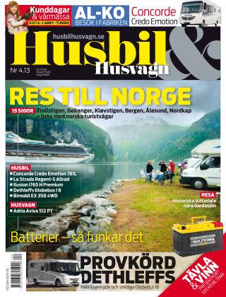 Husbil & Husvagn 2013-03-26