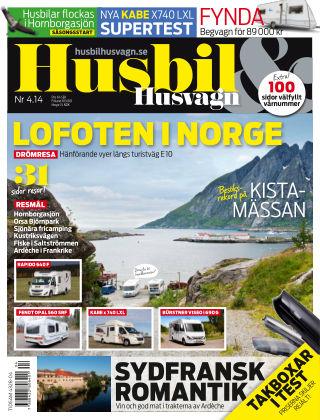 Husbil & Husvagn 2014-03-19
