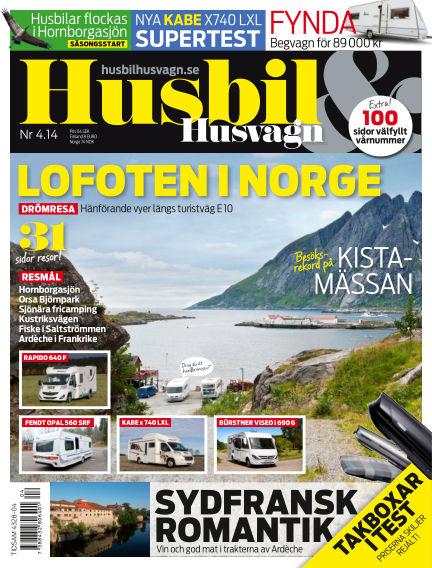 Husbil & Husvagn March 19, 2014 00:00