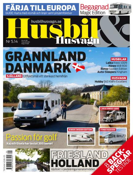 Husbil & Husvagn April 19, 2014 00:00