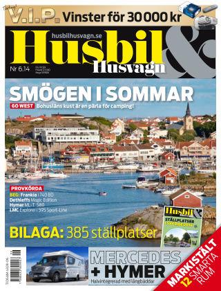 Husbil & Husvagn 2014-05-17