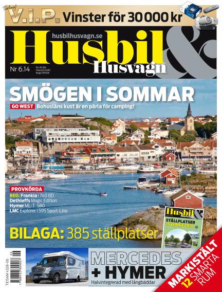 Husbil & Husvagn May 17, 2014 00:00