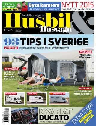 Husbil & Husvagn 2014-06-21