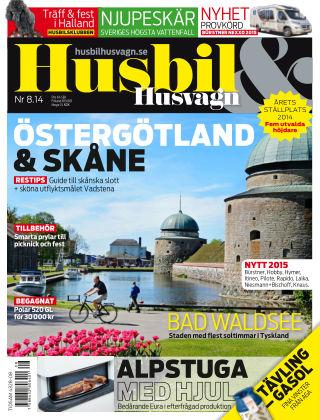 Husbil & Husvagn 2014-07-26