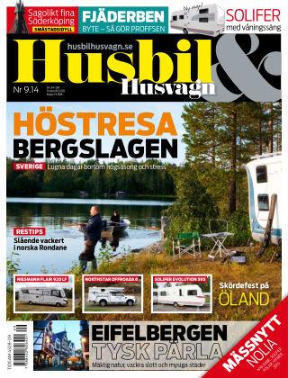 Husbil & Husvagn 2014-09-06