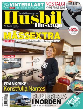 Husbil & Husvagn 2014-10-11
