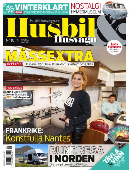 Husbil & Husvagn October 11, 2014 00:00