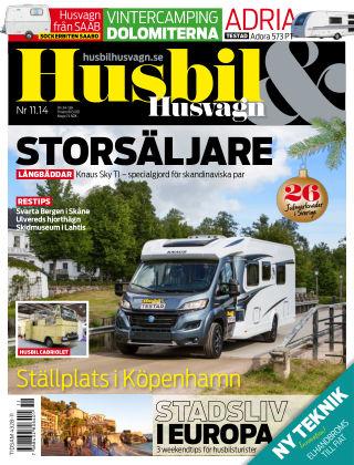 Husbil & Husvagn 2014-11-10