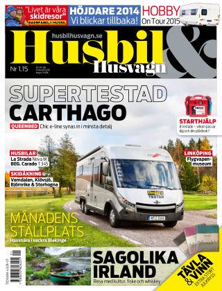 Husbil & Husvagn 2014-12-13