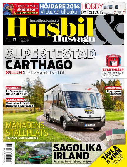 Husbil & Husvagn December 13, 2014 00:00