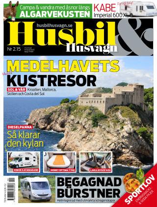 Husbil & Husvagn 2015-01-23