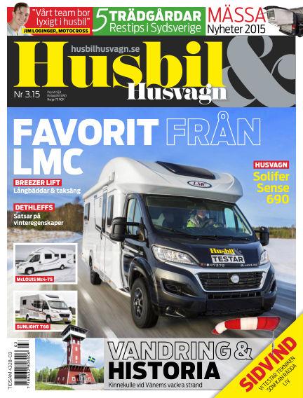 Husbil & Husvagn February 24, 2015 00:00