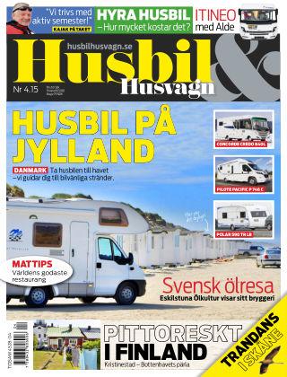 Husbil & Husvagn 2015-03-24