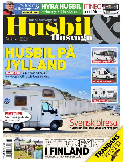 Husbil & Husvagn March 24, 2015 00:00