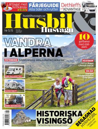Husbil & Husvagn 2015-04-21