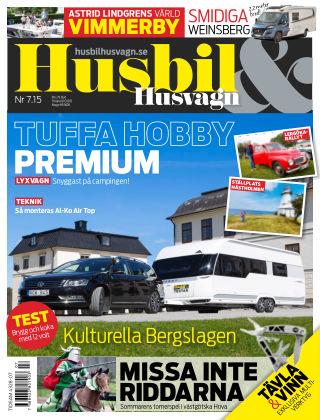 Husbil & Husvagn 2015-06-23