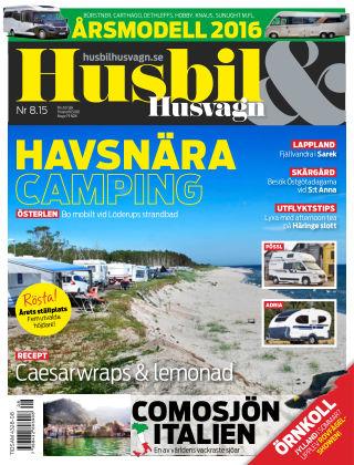 Husbil & Husvagn 2015-07-21