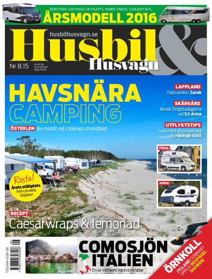 Husbil & Husvagn July 21, 2015 00:00