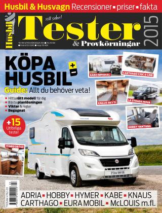 Husbil & Husvagn 2015-08-11