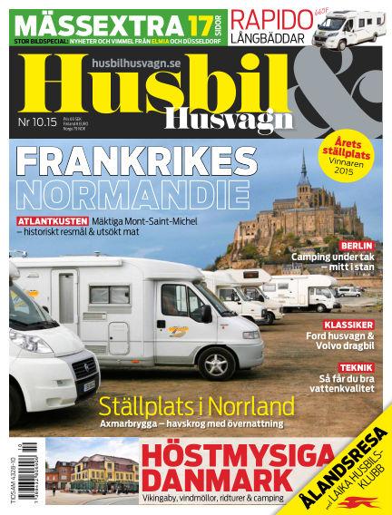 Husbil & Husvagn October 13, 2015 00:00