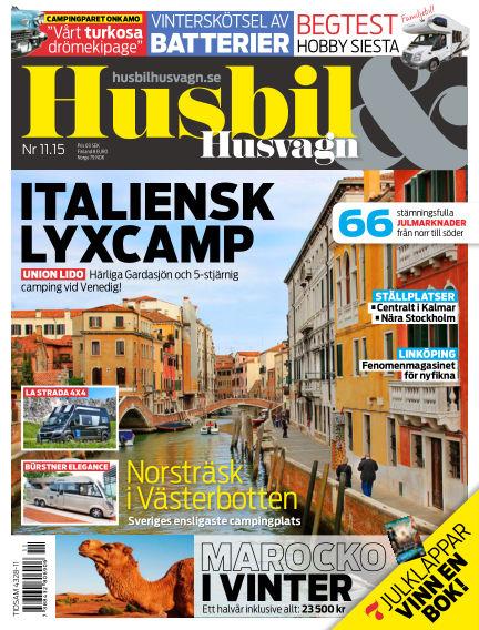 Husbil & Husvagn November 10, 2015 00:00