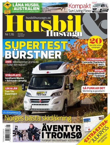 Husbil & Husvagn December 15, 2015 00:00
