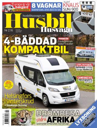 Husbil & Husvagn 2016-01-26