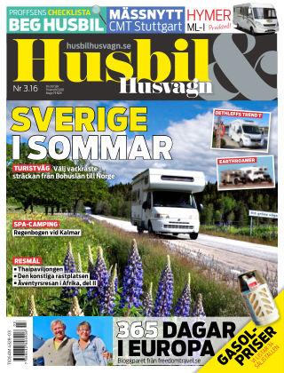 Husbil & Husvagn 2016-02-23