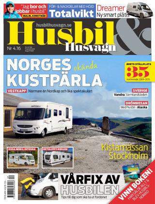 Husbil & Husvagn 2016-03-22