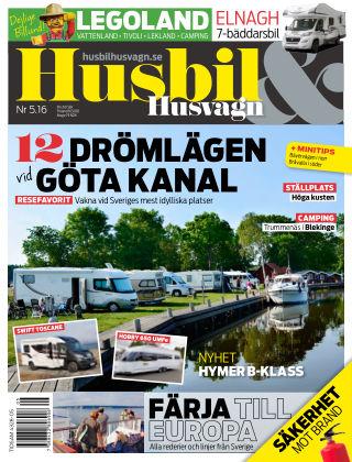 Husbil & Husvagn 2016-04-19