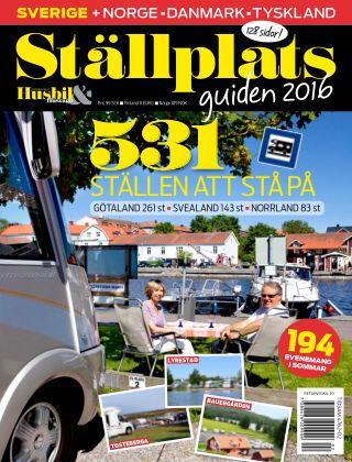 Husbil & Husvagn 2016-05-19