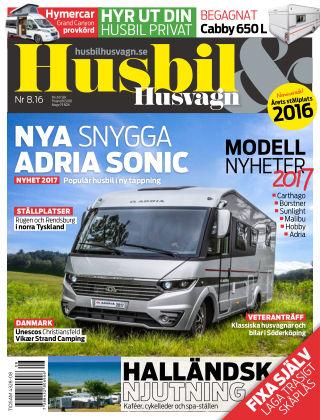Husbil & Husvagn 2016-07-19