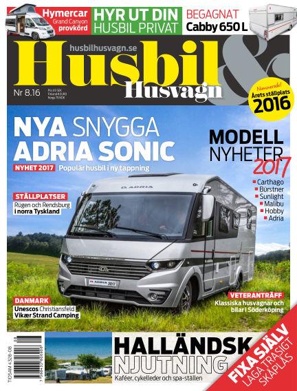 Husbil & Husvagn July 19, 2016 00:00